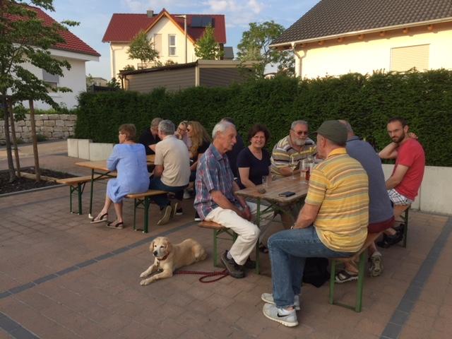 Dorfviertelstreff Kleine Hahl 2018