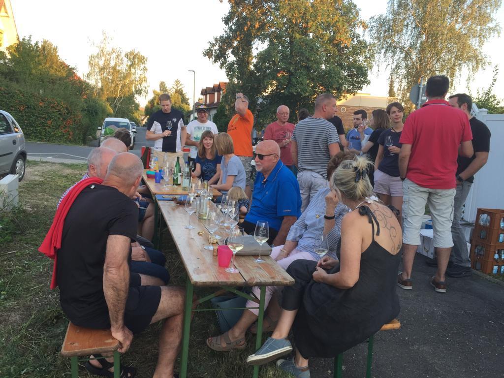 Dorfviertelstreff Kleine Hahl 2019